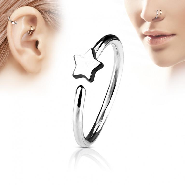 Кольцо для крыла носа