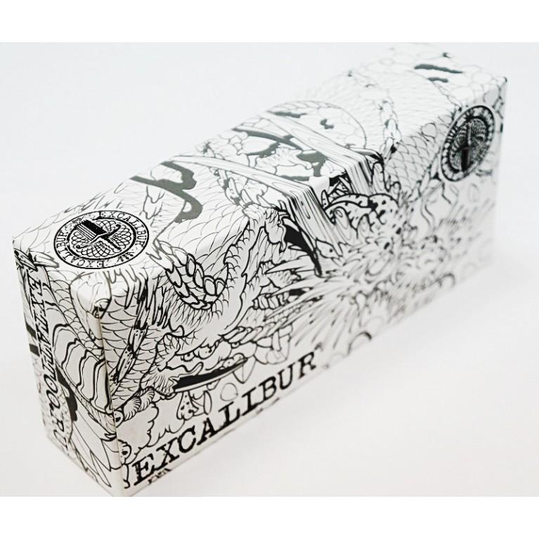 Иглы напаянные EXCALIBUR Magnum Shaders Textured – покрасочные