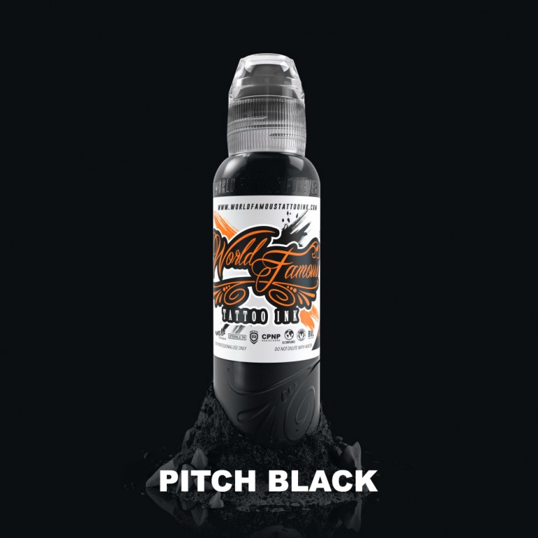 World Famous - Pitch Black