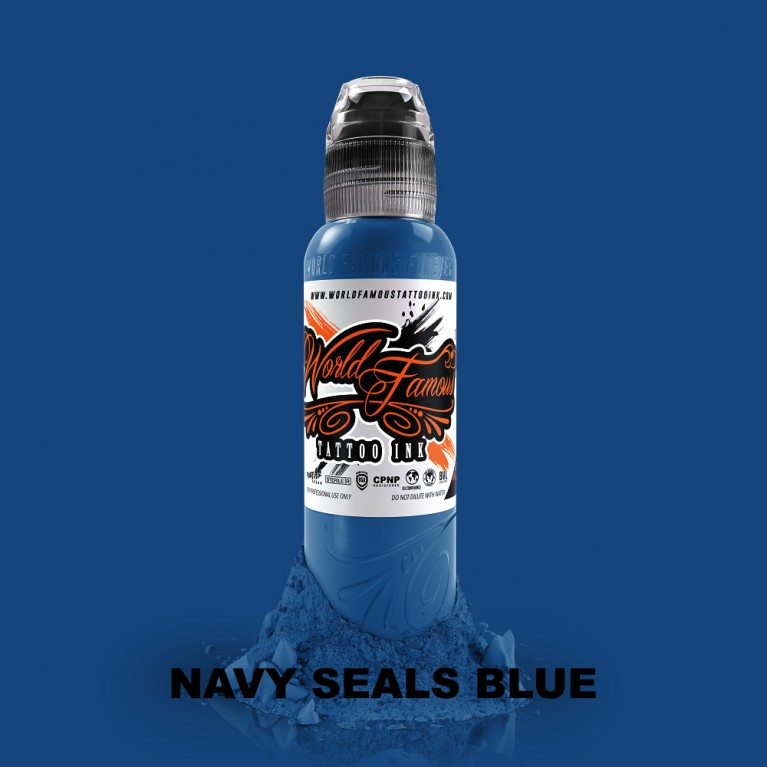 World Famous - Navy Seals Blue 15 мл