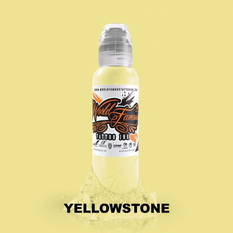 World Famous - Yellowstone